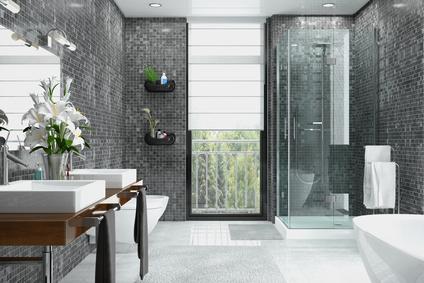 Salle de bain sur mesure personnalisée • Buchyelec